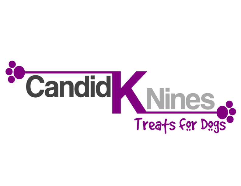 Candid K Nines Treats for Dogs - Booth 218