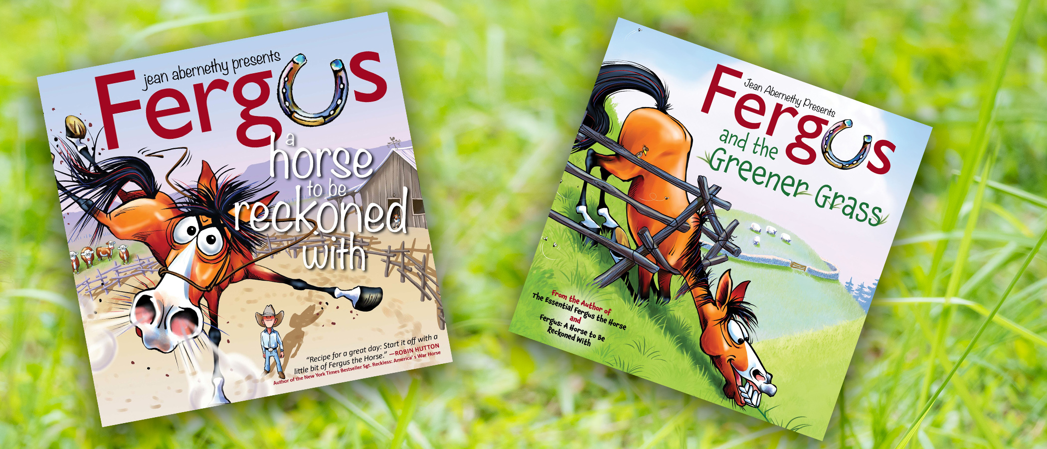 fergus books