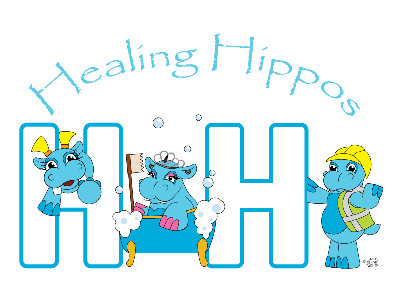 Healing Hippos - Booth 410