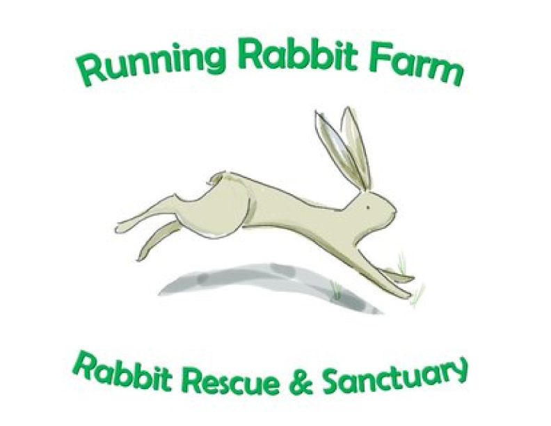Running Rabbit Farm Rabbit Rescue Sanctuary - Booth 506