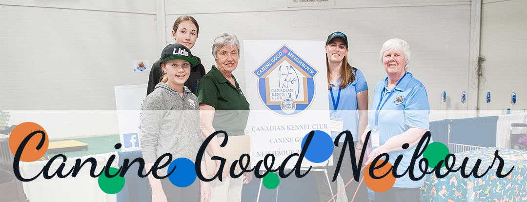 CKC Good Neighbour header