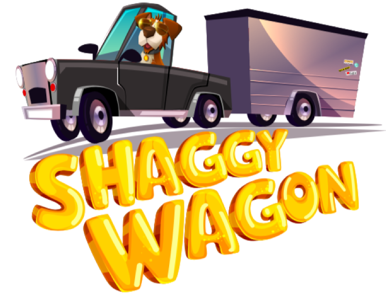 The Shaggy Wagon - Booth 319