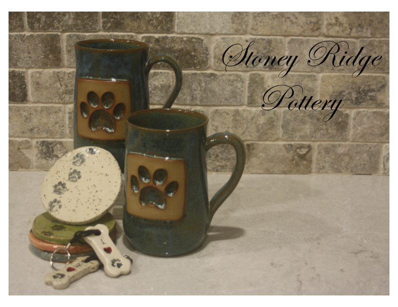 Stoney Ridge Pottery - Booth 403