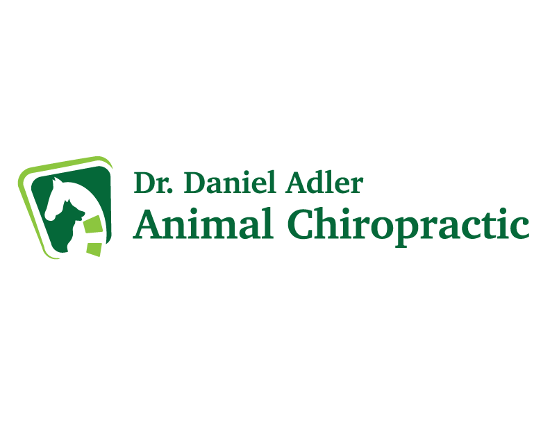 Dr. Daniel Adler, Animal Chiropractor - Booth 414