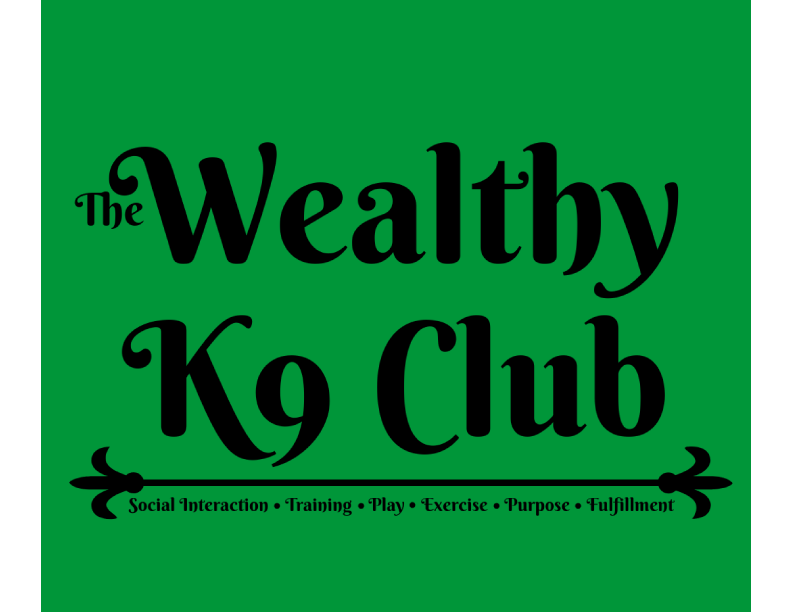 The Wealthy K9 Club - Booth 219
